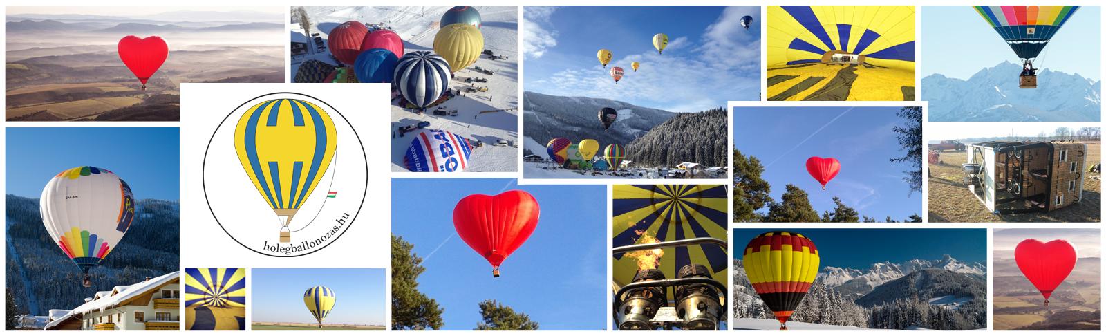 Hőlégballonozás ajándékba